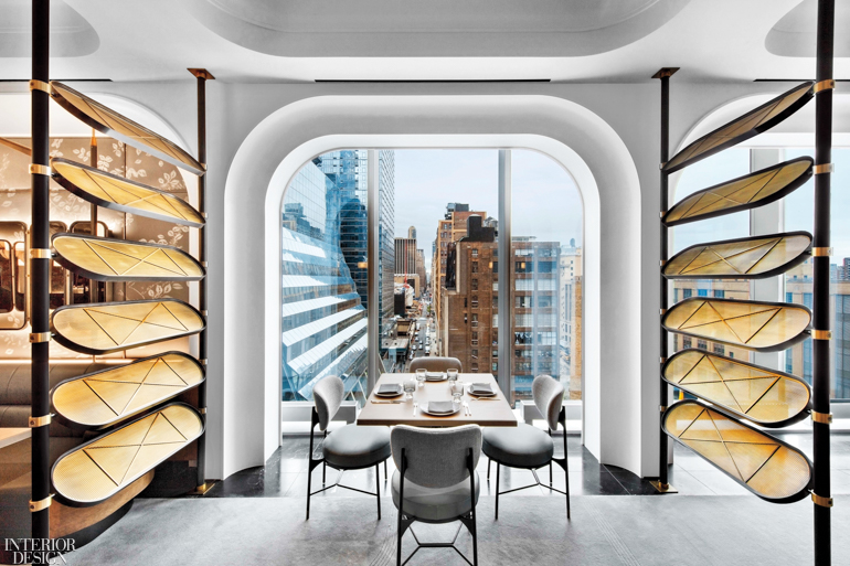 Four Culture And Commerce Giants Defining Hudson Yards Interior Design Magazine