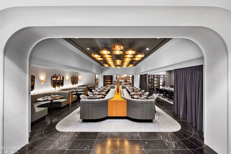 Best Restaurant Projects Of 2019 Interior Design Magazine