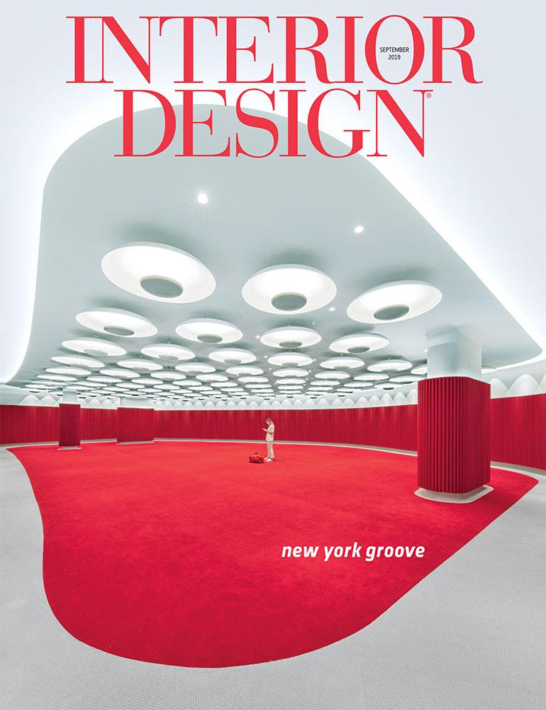 Interior Design September 2019 Interior Design Magazine