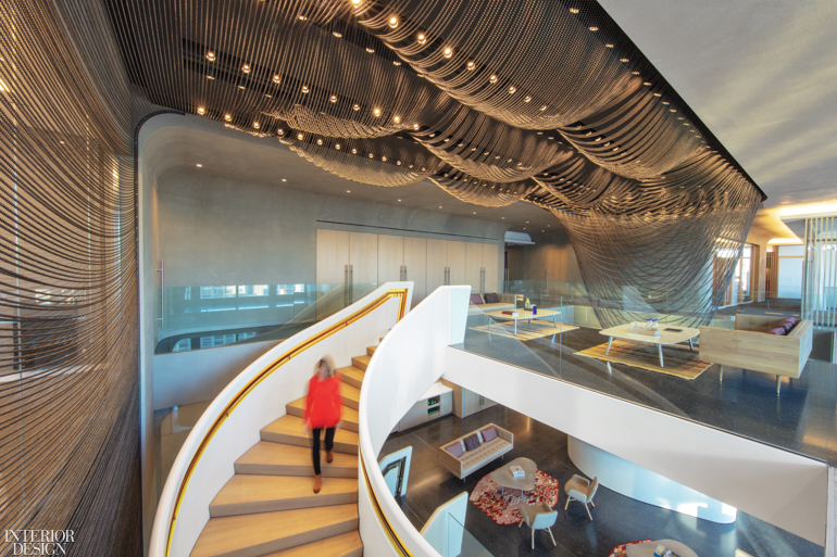 Schiller Projects Uses Data Analysis To Design Boies Schiller Flexner Office In Hudson Yards Interior Design Magazine