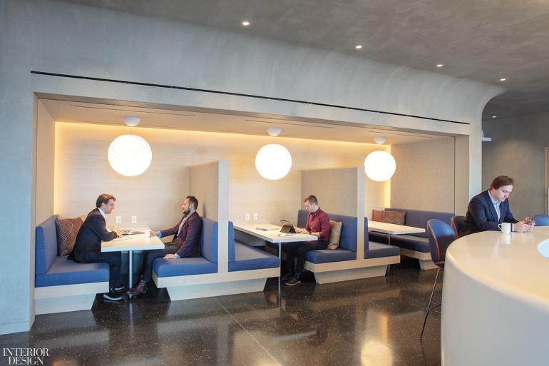 Schiller Projects Uses Data Analysis To Design Boies Schiller Flexner Office In Hudson Yards Interior Design Magazine