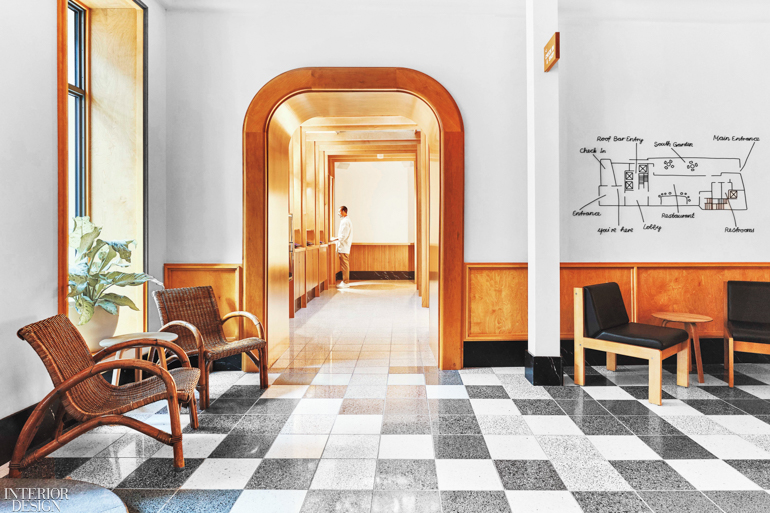 Ace Hotel Spin Off Sister City Offers Mindful Design On Manhattan S Lower East Side Interior Design Magazine
