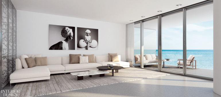 The 2000 Ocean Interior Design Showcase Kicks Off In Miami