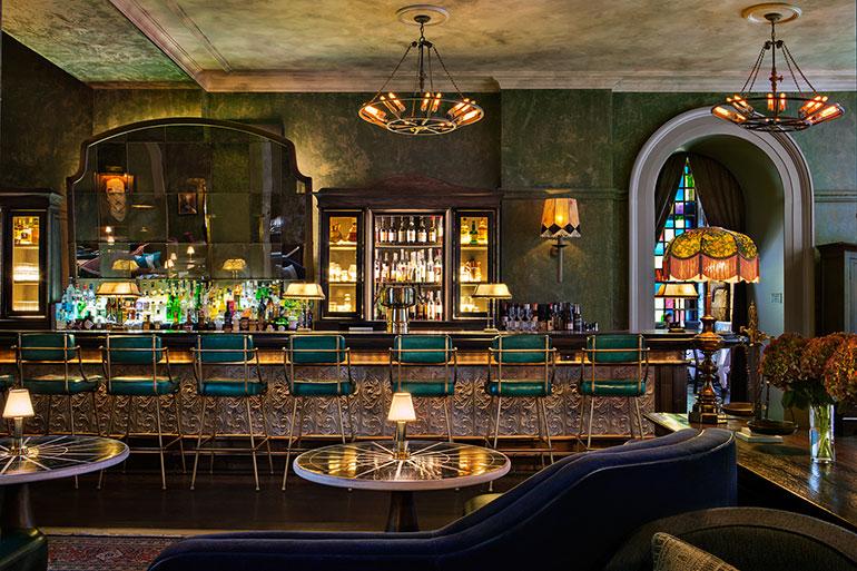 48 Questions With Martin Brudnizki Stunning Bar Interiors Design