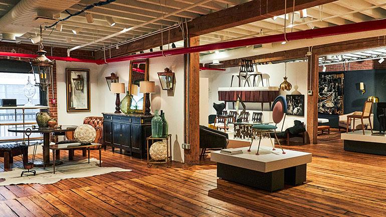 以下是位于纽约的新1stdibs画廊对设计师的意义