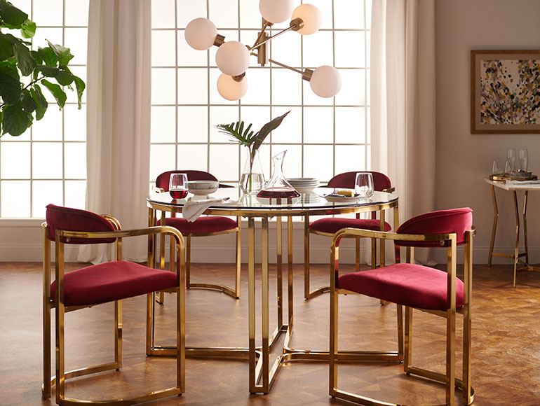 Prime Walmarts New Modrn Collection Cashes In On Mid Century Interior Design Ideas Oteneahmetsinanyavuzinfo