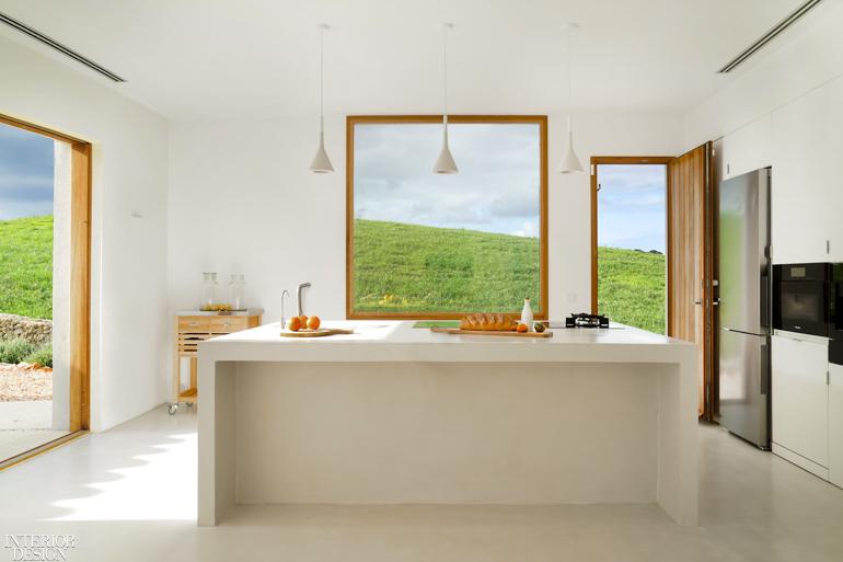Marina Senabre Roca Designs Geometric Home In Menorca Spain Interior Design Magazine