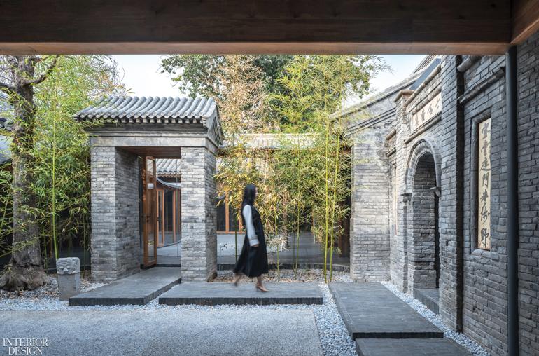 Archstudio Breathes Life Into Beijing Courtyard House Interior Design Magazine