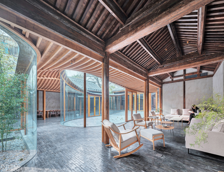 Archstudio Breathes Life Into Beijing Courtyard House