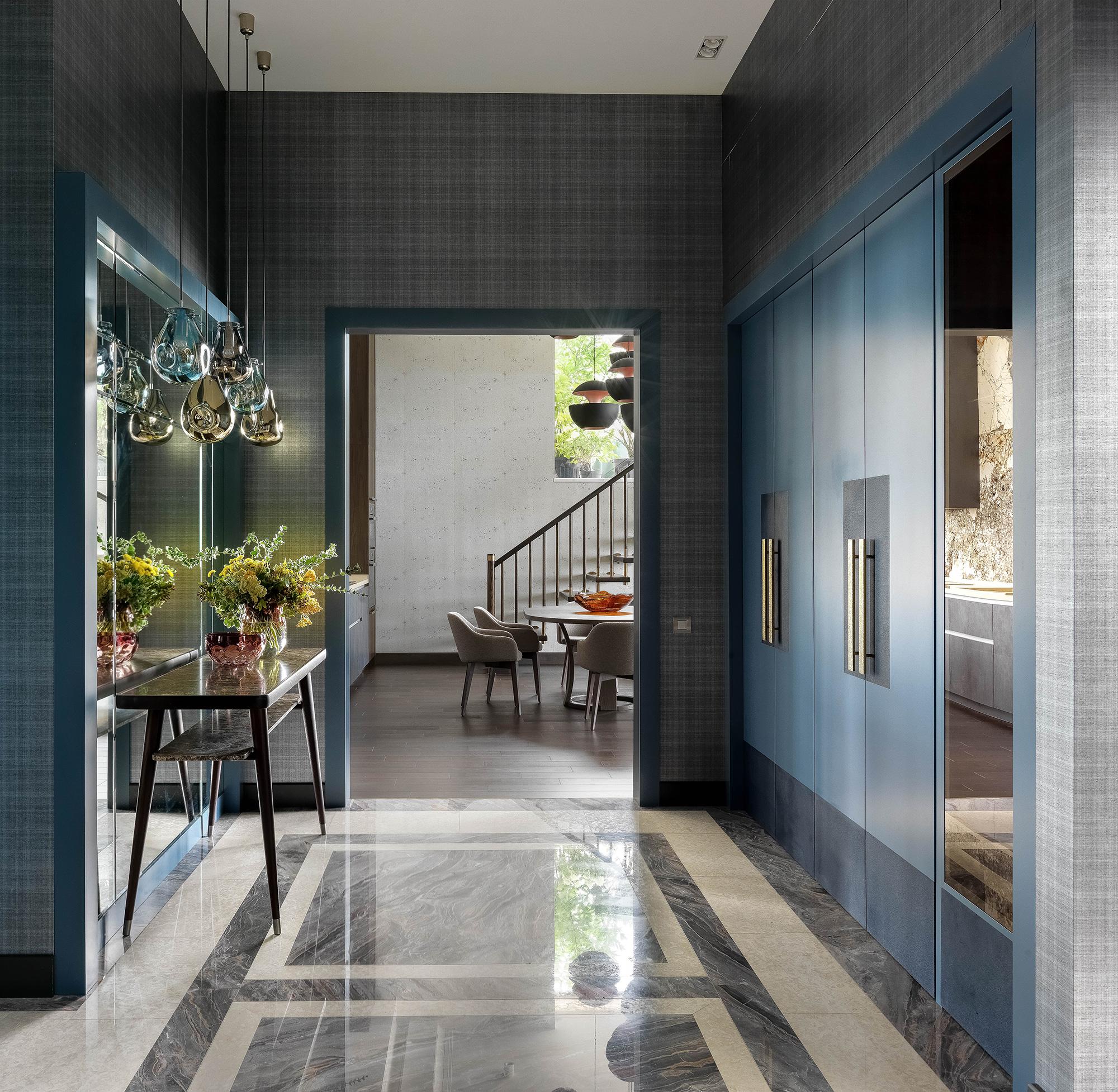 Kristina Uspenieva Emphasizes Luxury at a Penthouse ...