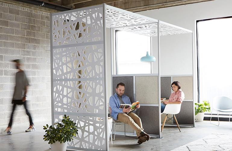 The Real Value of Privacy in the Modern Open Office | Interior Design Magazine