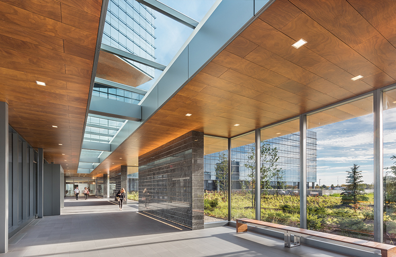 Lighting Goes Au Naturel In The Modern Workplace Interior Design Magazine