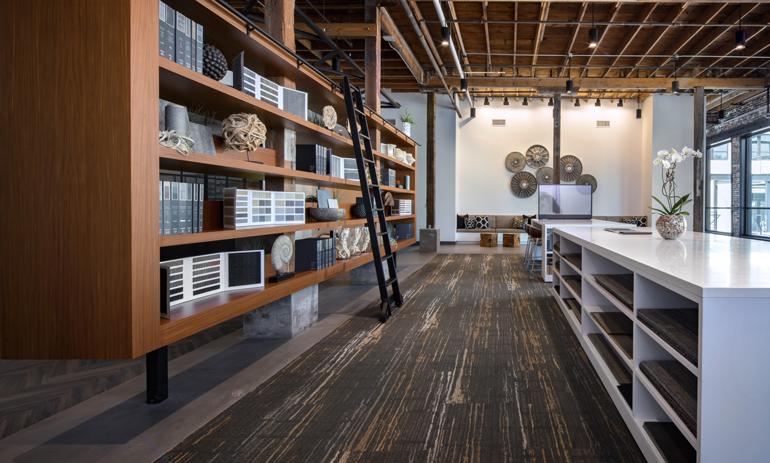 Mannington Commercial Debuts Atlanta Design Center By Corgan