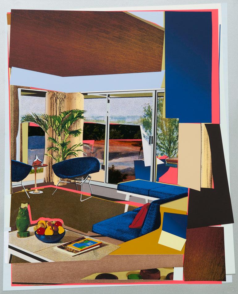 Mickalene Thomas Debuts Interiors Edition at Fine Art Print Fair in