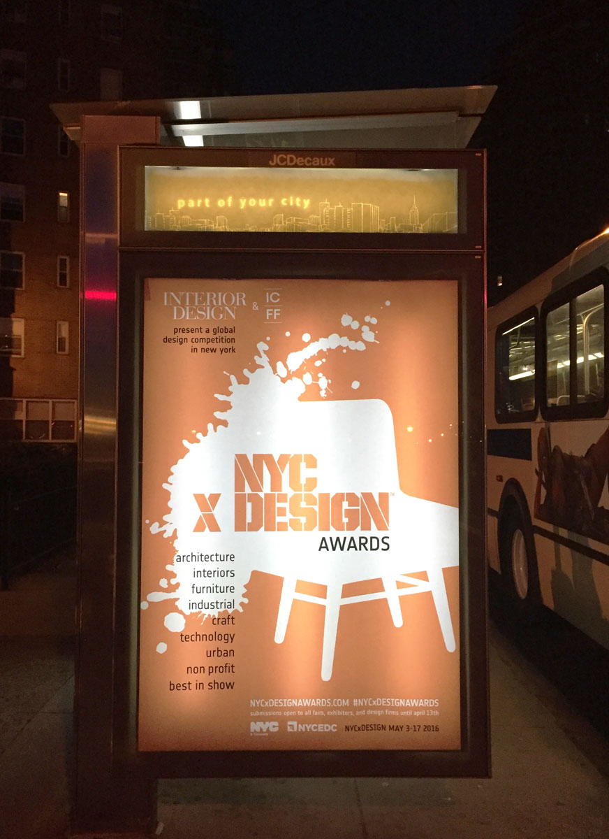 call for submissions nycxdesign awards nyc design Interior Design