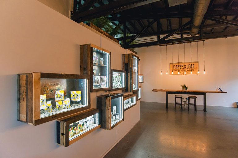 Trending 5 Marijuana Dispensaries Tap Into High Design