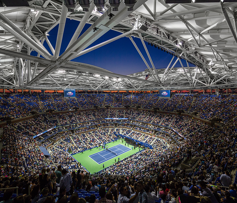 Us Open Tennis Tours