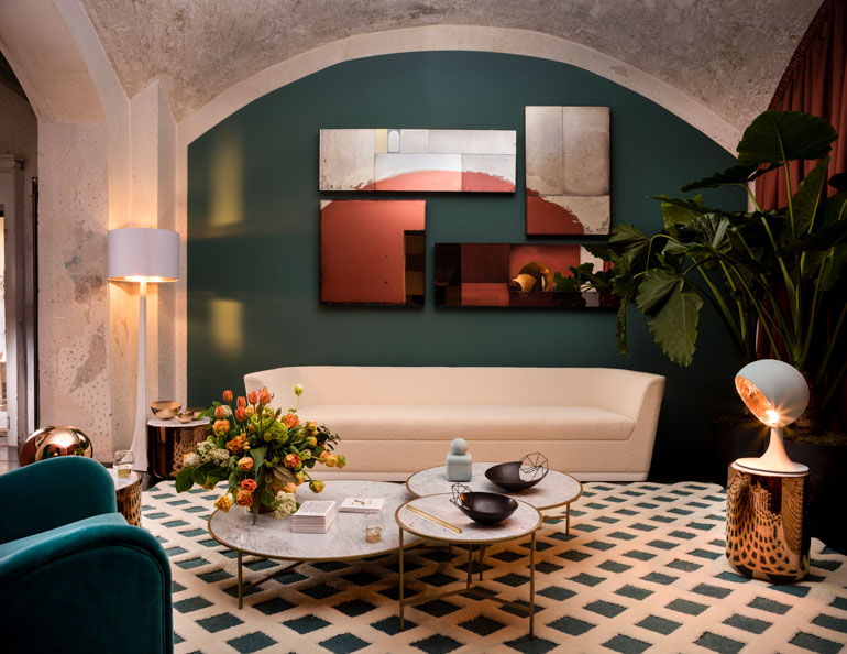 famous interior designers famous interior designers 2017 The creation of styled apartments was a popular exhibition format this  year. London-based design brand Sé transformed its regular spot at Spazio  Rossana ...