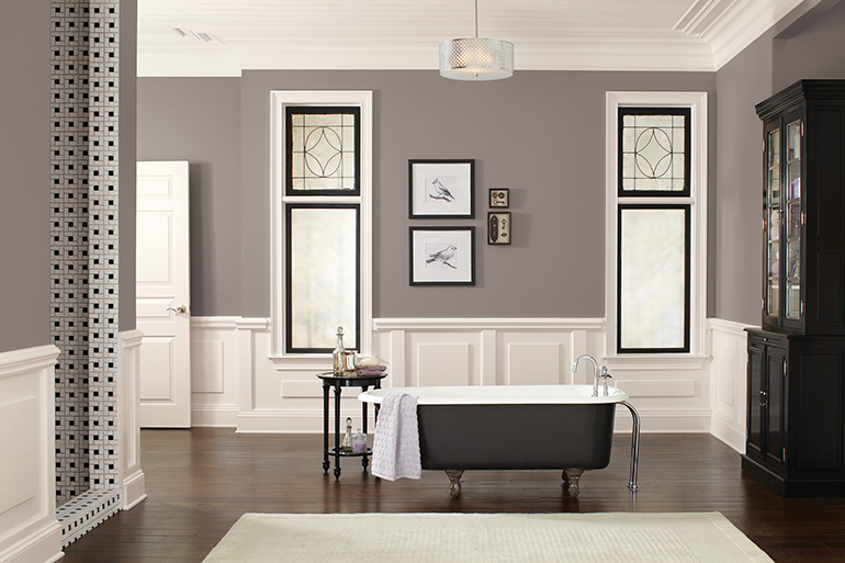 Poised taupe is the sherwin williams color of the year - Wandfarbe stone ...