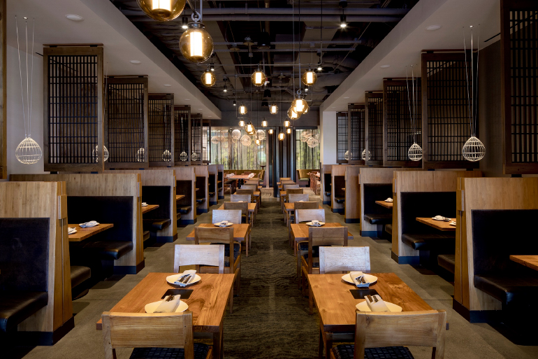 Seattle 39 s wild ginger enlists skb architects for a new - Restaurant interior design seattle ...