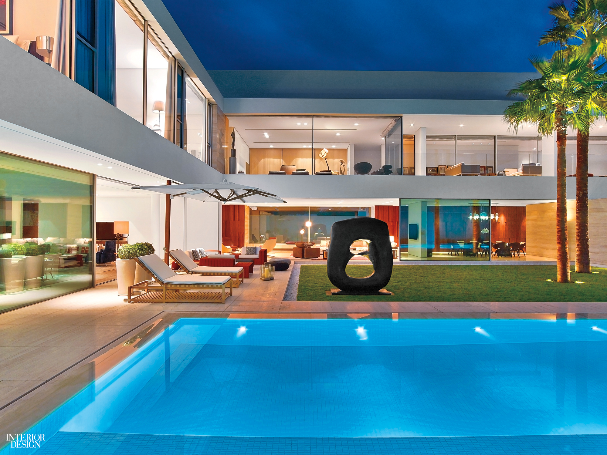 Tihany Design Completes First Residential Project in 25 Years in Dubai