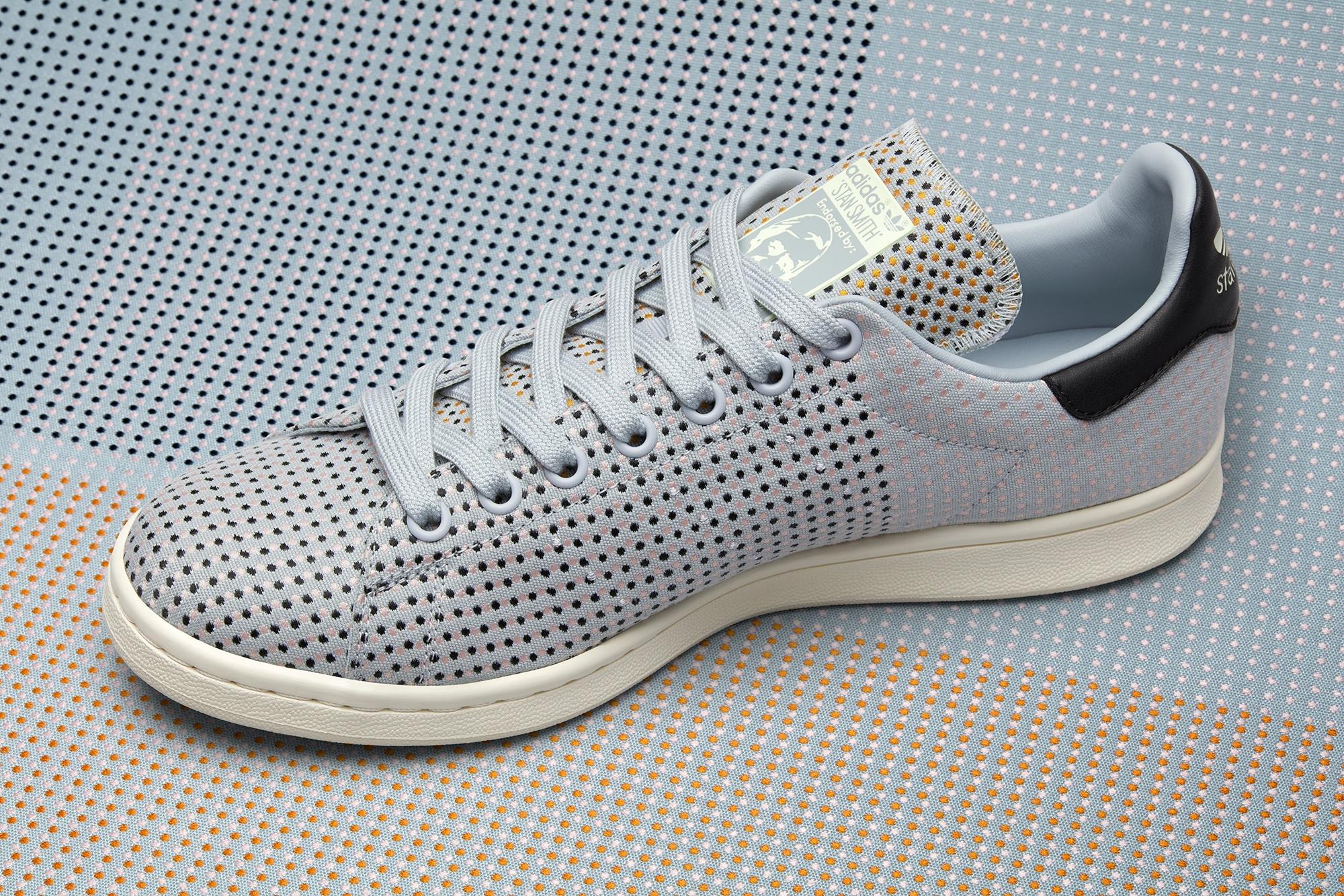 adidas originals taps kvadrat for special edition stan smiths. Black Bedroom Furniture Sets. Home Design Ideas