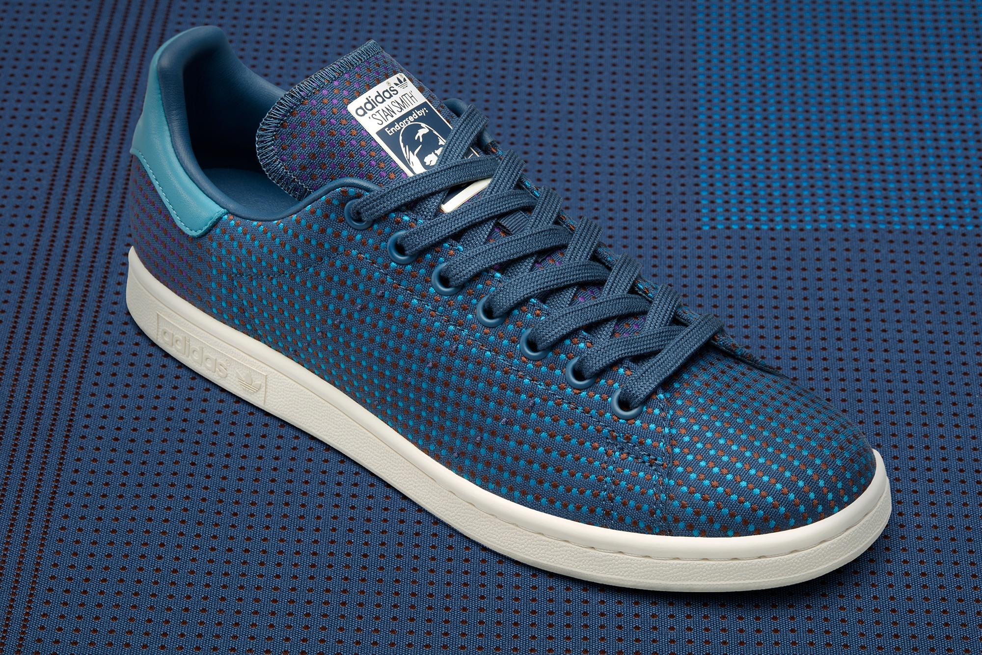Adidas Originals Taps Kvadrat For Special Edition Stan Smiths