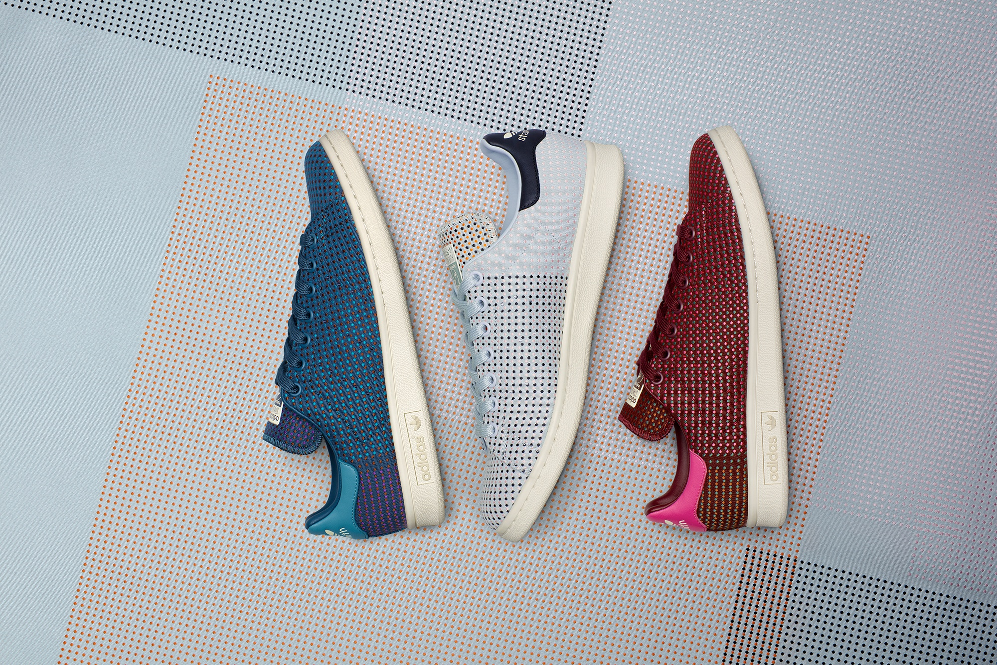 Adidas Originals Taps Kvadrat for Special Edition Stan Smiths
