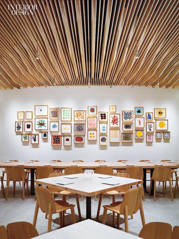Aidlin Darling Design Serves Up Food And Art At In Situ