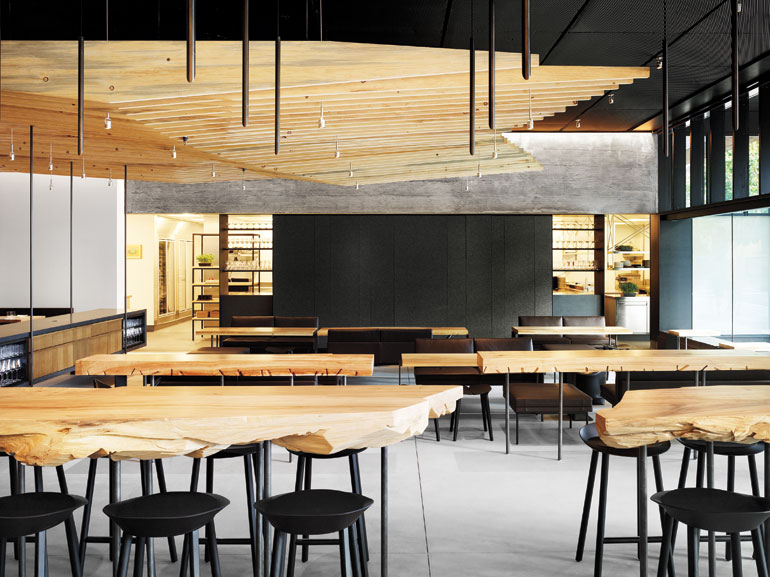 Aidlin Darling Design Serves Up Food And Art At Sfmoma S