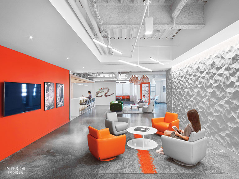 Alibaba Pictures Group Limited By HOK. Photography By Eric Laignel.