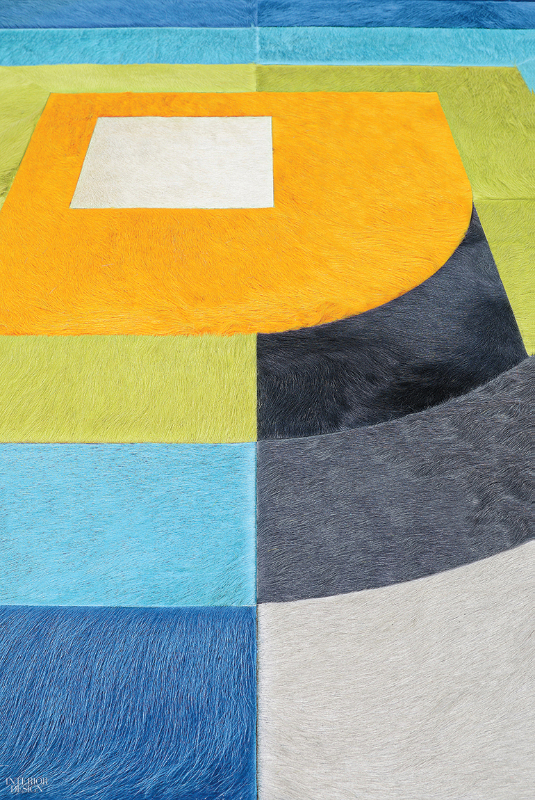 Amy Lau S Prisma Rugs For Kyle Bunting Channel Mid Century Op Art