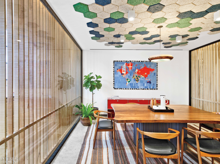 Andrew Franz Modernizes NYC BeauxArts Marvel Into Financial Office Delectable Beaux Arts Interior Design Plans