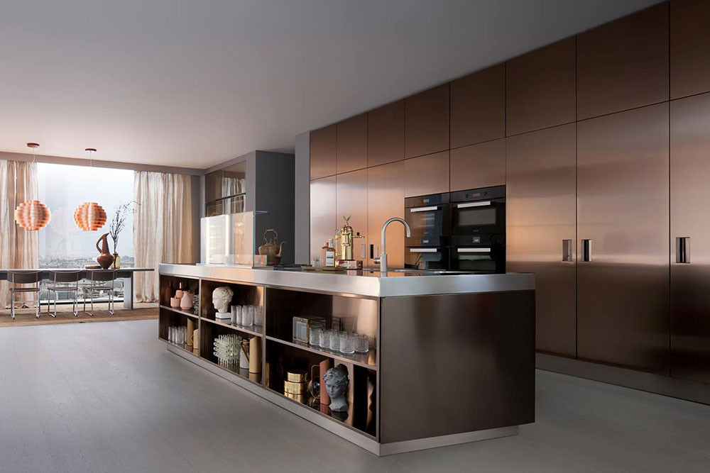 Arclinea and b b italia join forces for B and b italia