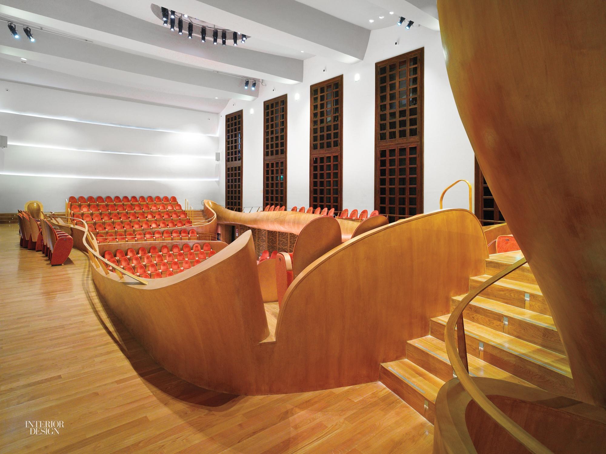 Museo Del Violino.Arkpabi Completes Stunning Renovation Of The Museo Del Violino In