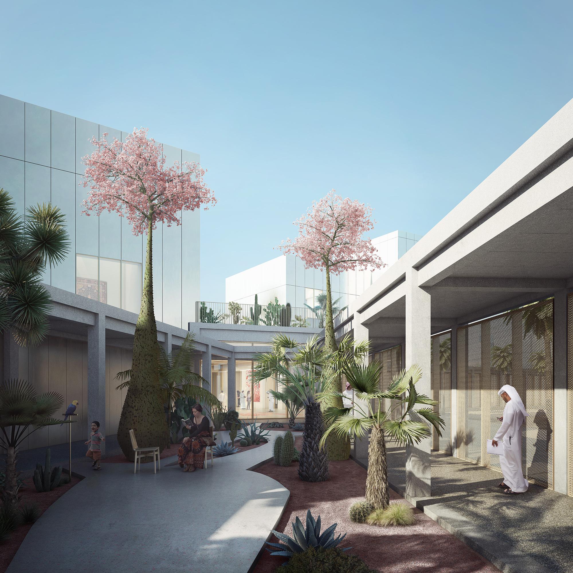Top Interior Design Firm In Dubai: Art Jameel Reveals Design For Arts Facility In Dubai By