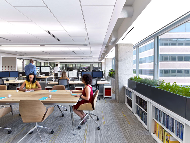 Asid Headquarters Becomes Worlds First Space To Earn Leed And Well
