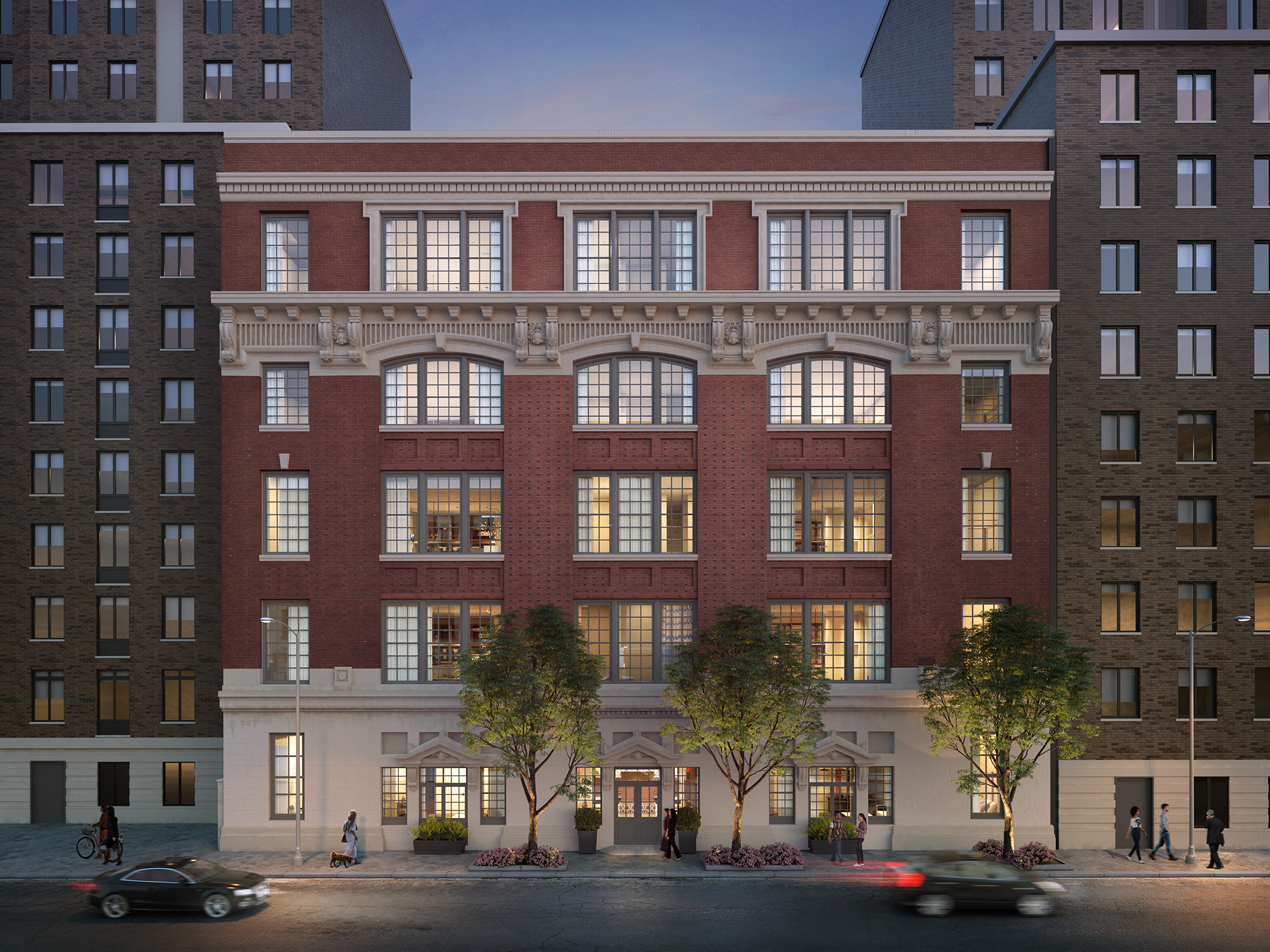 avroko crafts inkwell apartments from nyc elementary school
