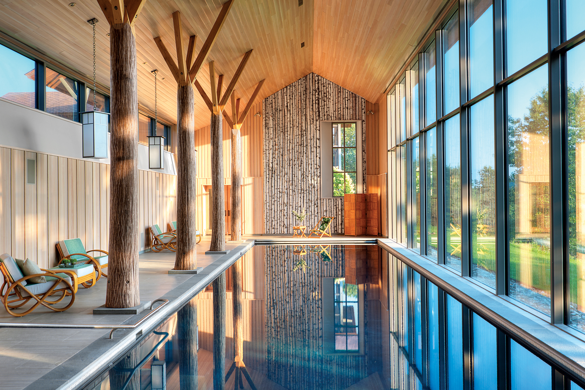 7 Simply Amazing Indoor Pools
