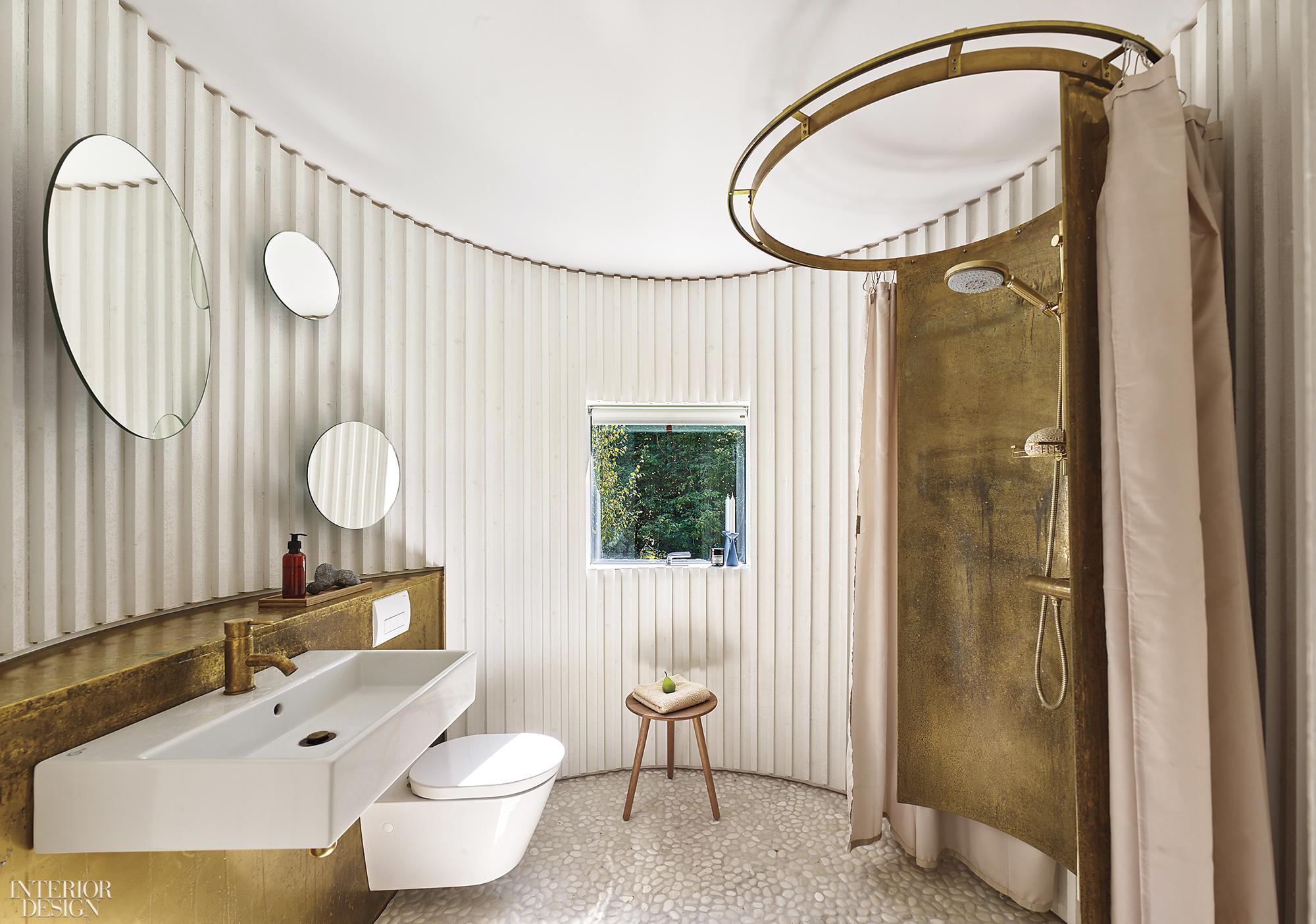 April Showers 20 Bathrooms With Gorgeous Shower Designs Interior Design Magazine
