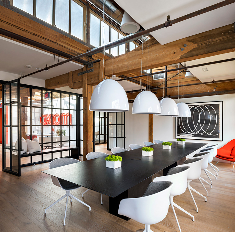 Interior Design Photography 8 design-minded offices in the u.s.