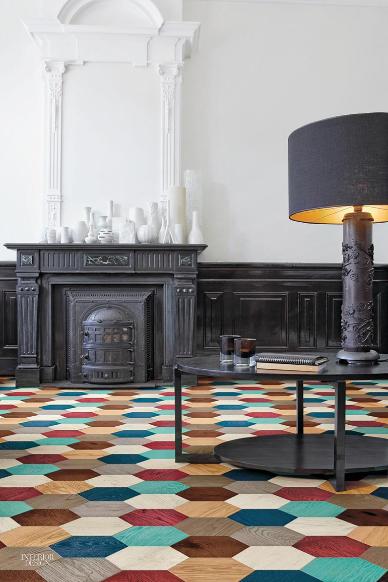 Dutch Talents Design Bisazza S Foray Into Wood Flooring