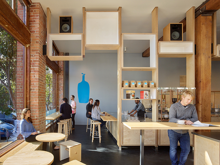 10 International Coffee Shops