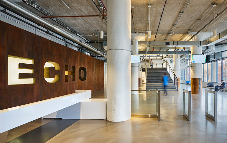 Echo By CannonDesign Photography Christopher Barrett