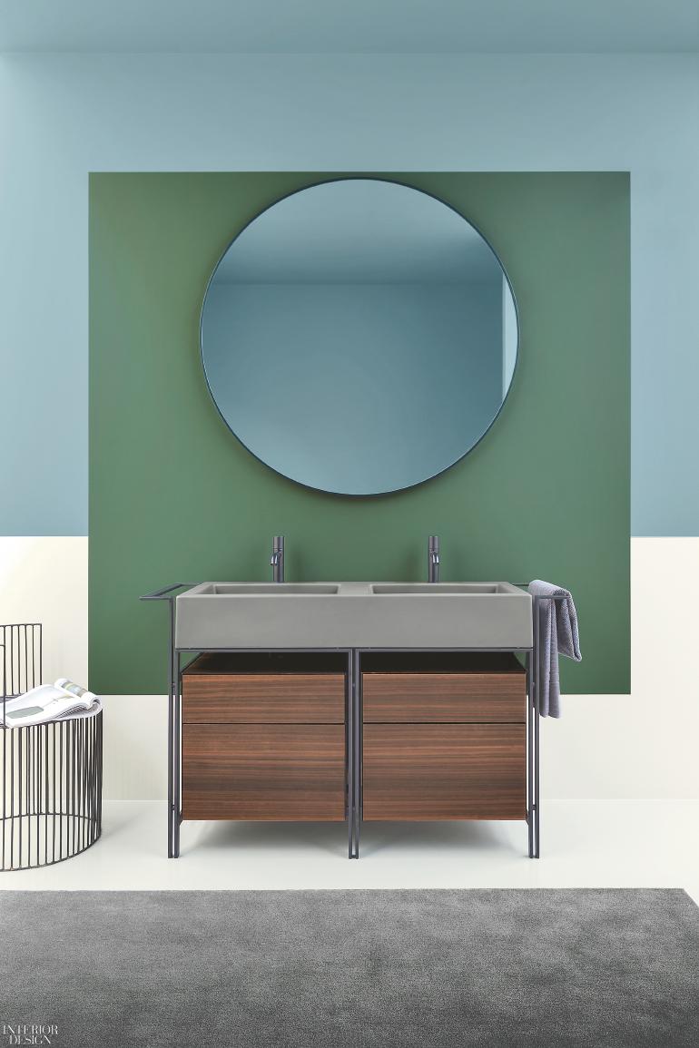 Ceramica Cielo ceramica cielo's narciso doppia sink basin is a minimalist multitasker