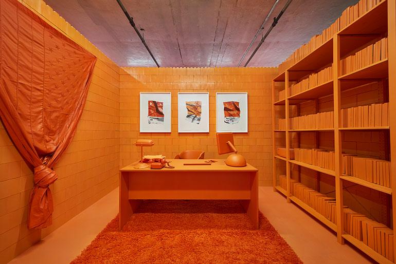 Cj Hendry Creates Monochromatic Dream House In Brooklyn
