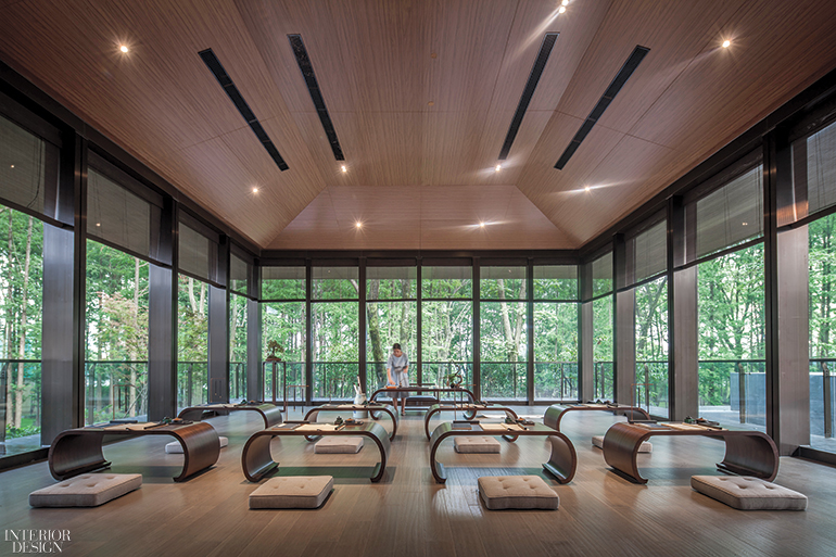 Standout: In Humble Deference To Nature, This Meditation Center In  Board Formed Concrete Is Sited To Rise From The Ground In A Way That  Preserves The Siteu0027s ...