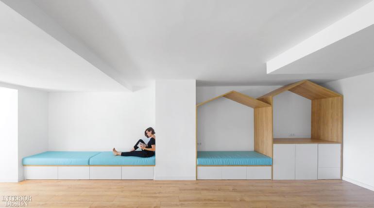 Clap Studio Revamps Dreamy Office In Valencia Spain To Promote Rest Interior Design Magazine
