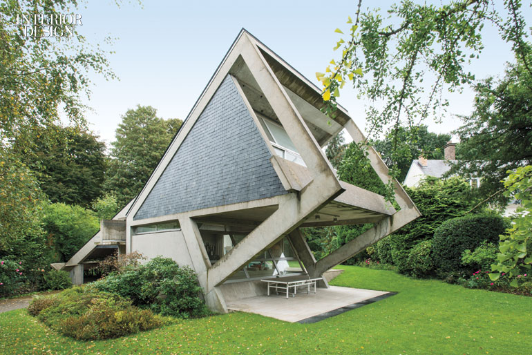 Home Design Ideas Pictures: Radical Buildings That Eschewed Traditional Notions Of
