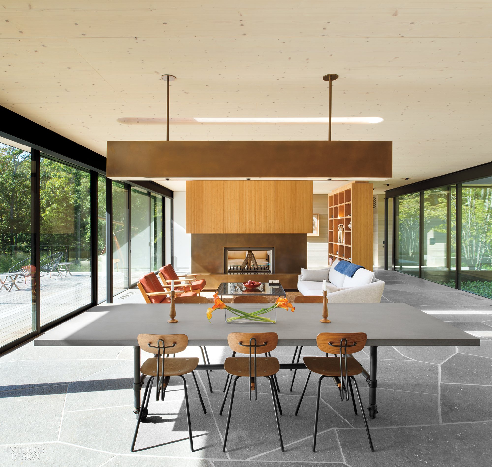 Bates Masi Architects Pays Tribute To An East Hampton Houses